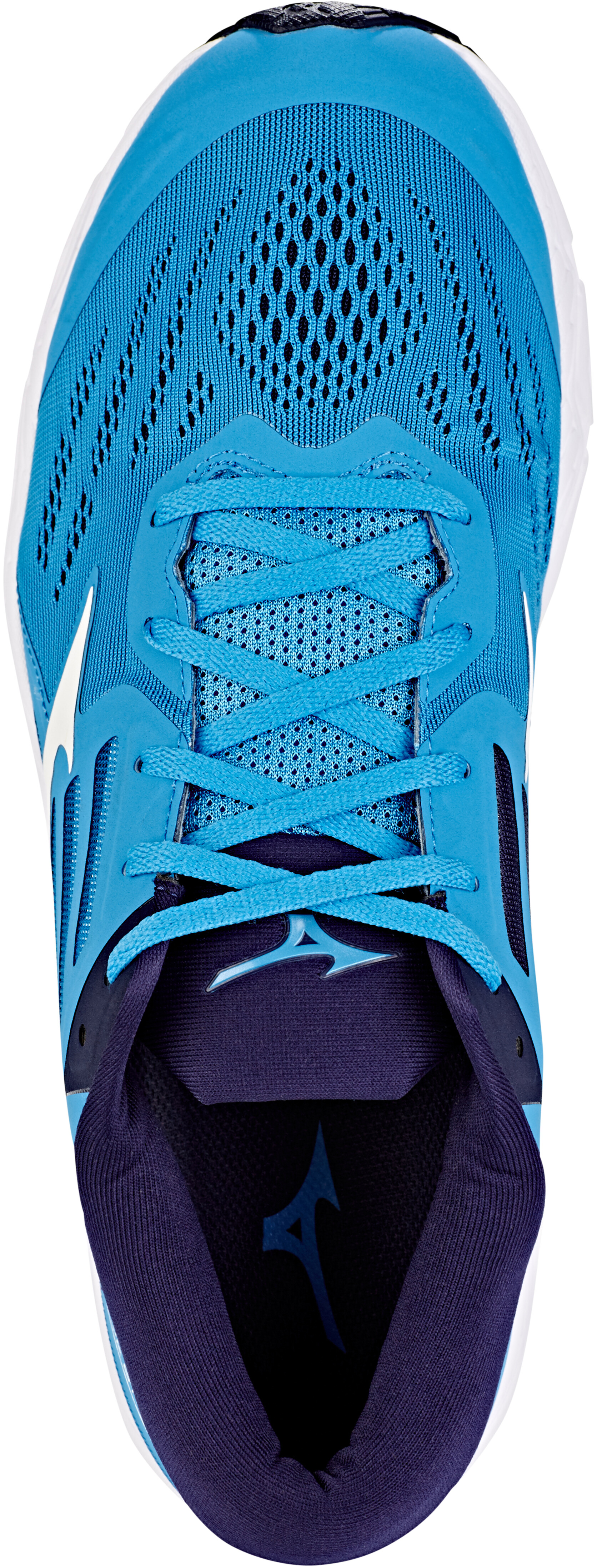 ca924ccad8 Mizuno Wave Stream 2 Shoes Men malibu blue/white/blue wing teal at ...